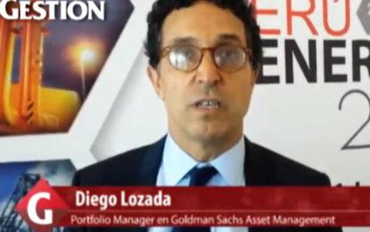 Diego Lozada: Precios de combustibles bajarían a la mitad