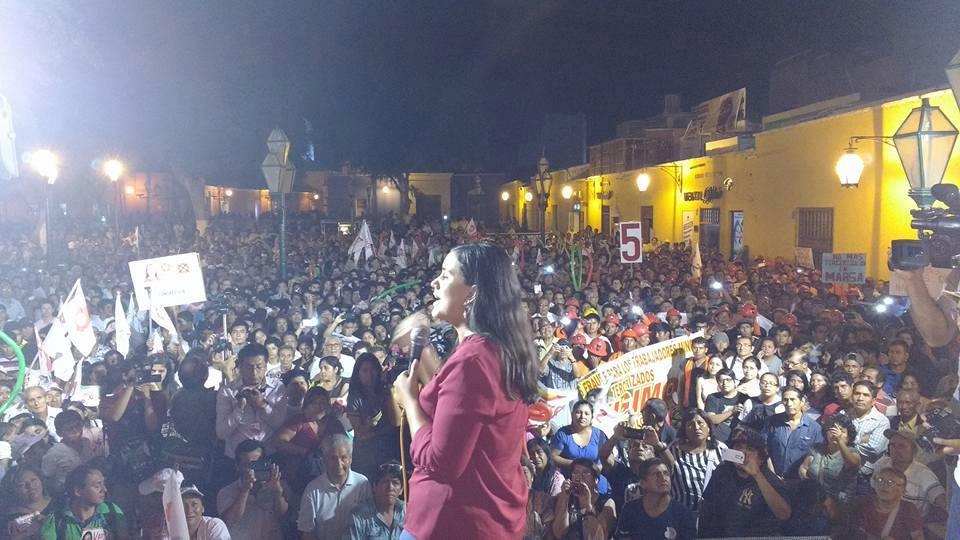 Frente Amplio lanzó tema de campaña