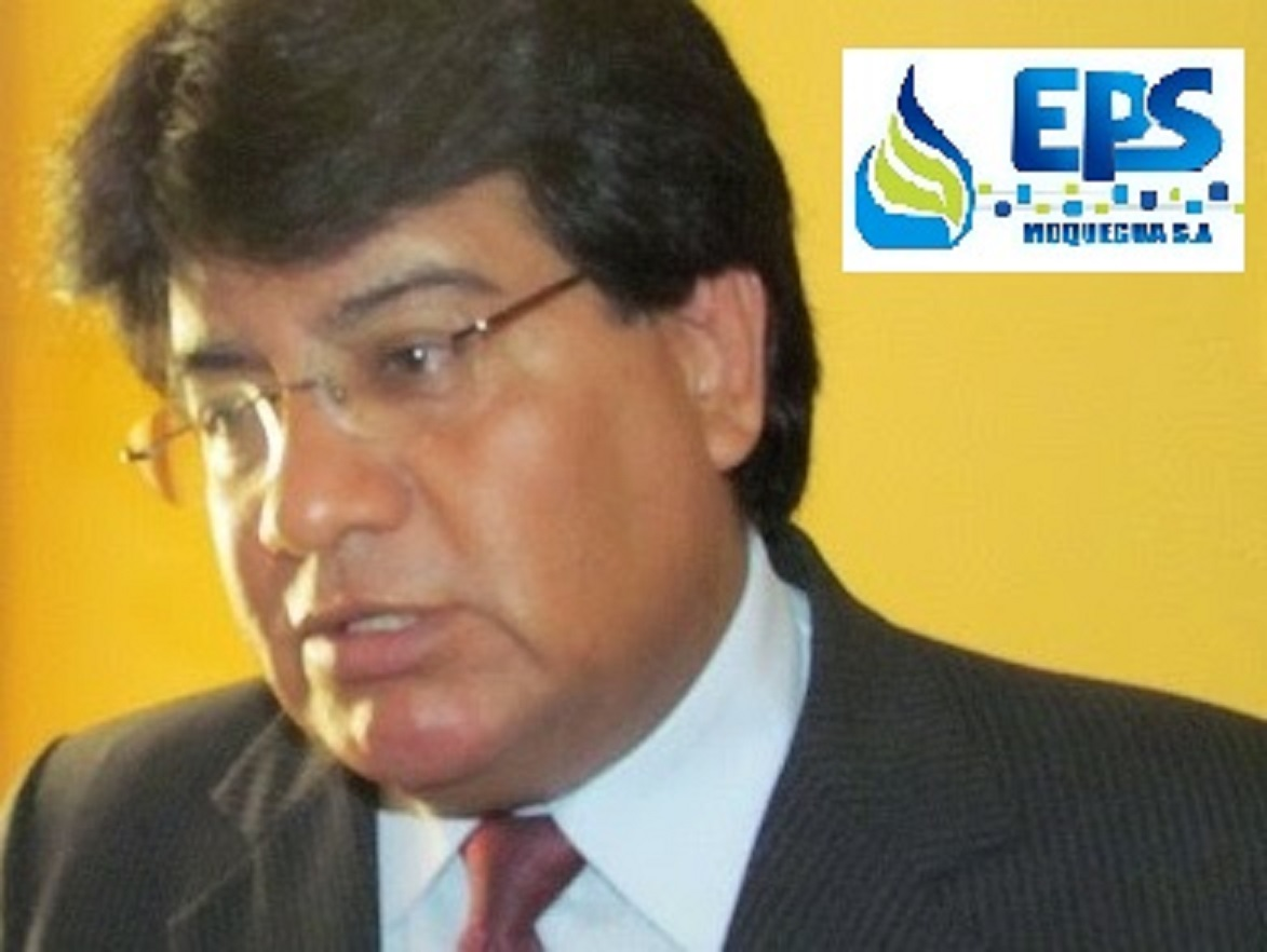 Hugo Espinoza, confirmó que la EPS Moquegua esta sujeta a ley de transparencia. (AUDIO)