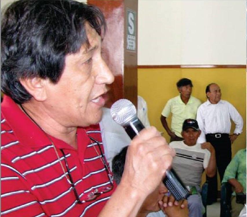 """Galo Vargas: """"Hoy es un fecha infausta para el país"""". (AUDIO)"""