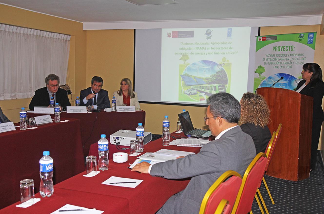 MEM lanza proyecto que promoverá la reducción de emisiones de gases de efecto invernadero.