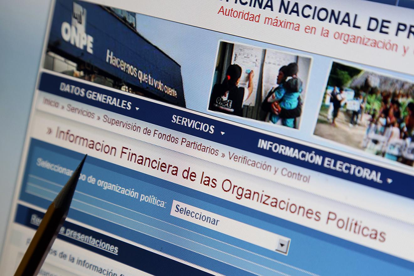 Peruanos por el Kambio y Fuerza Popular deberán presentar dos informes financieros de campaña.