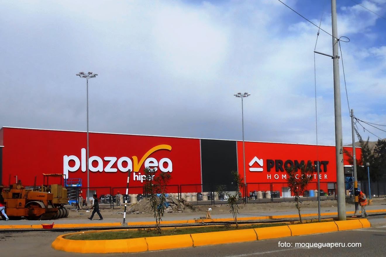 Gobierno Regional Moquegua, rechaza afirmación de mal uso de recursos de Plaza Vea.