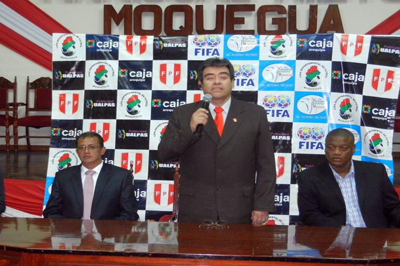 Presidente de LIDEFMO anunció postergación de Admisión del segundo grupo de EDT Moquegua. (AUDIO)