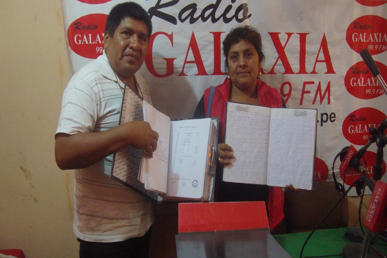 Mario Gómez deja el cargo de Presidente de la Junta Vecinal del PJ. EL SIGLO. (AUDIO)
