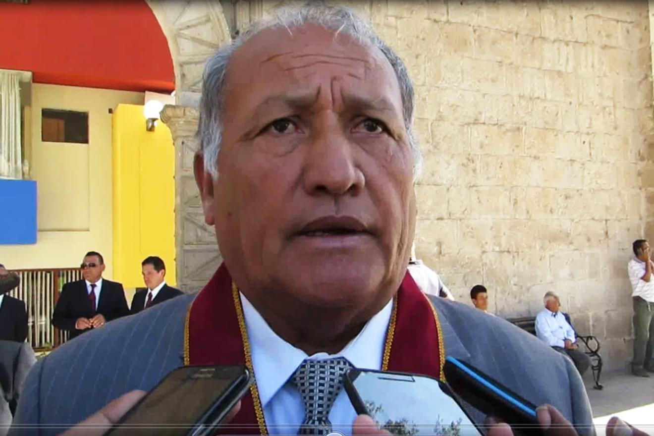 """Jaime Rodriguez a Martín Vizcarra: """"Que vaya a ver su carretera, toda cuarteada y rajada"""" (VIDEO)"""