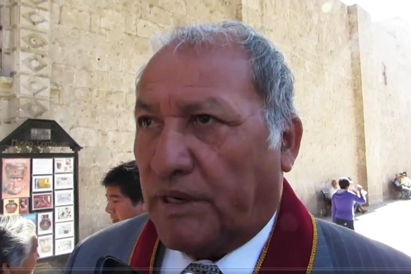 """Gobernador Regional: """"No es que no quiero que haya debate en el sur, es que no hubo una reunión"""". (VIDEO)"""