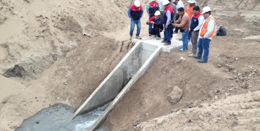 Presidente de regantes advierte grave crisis hídrica en Moquegua.