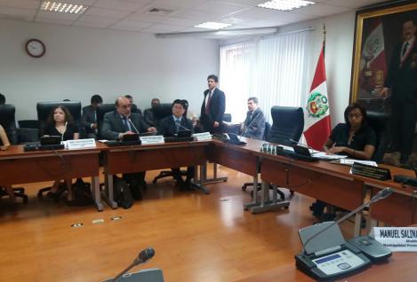 Intentarán formar mesa de dialogo entre Moquegua, Puno y Arequipa