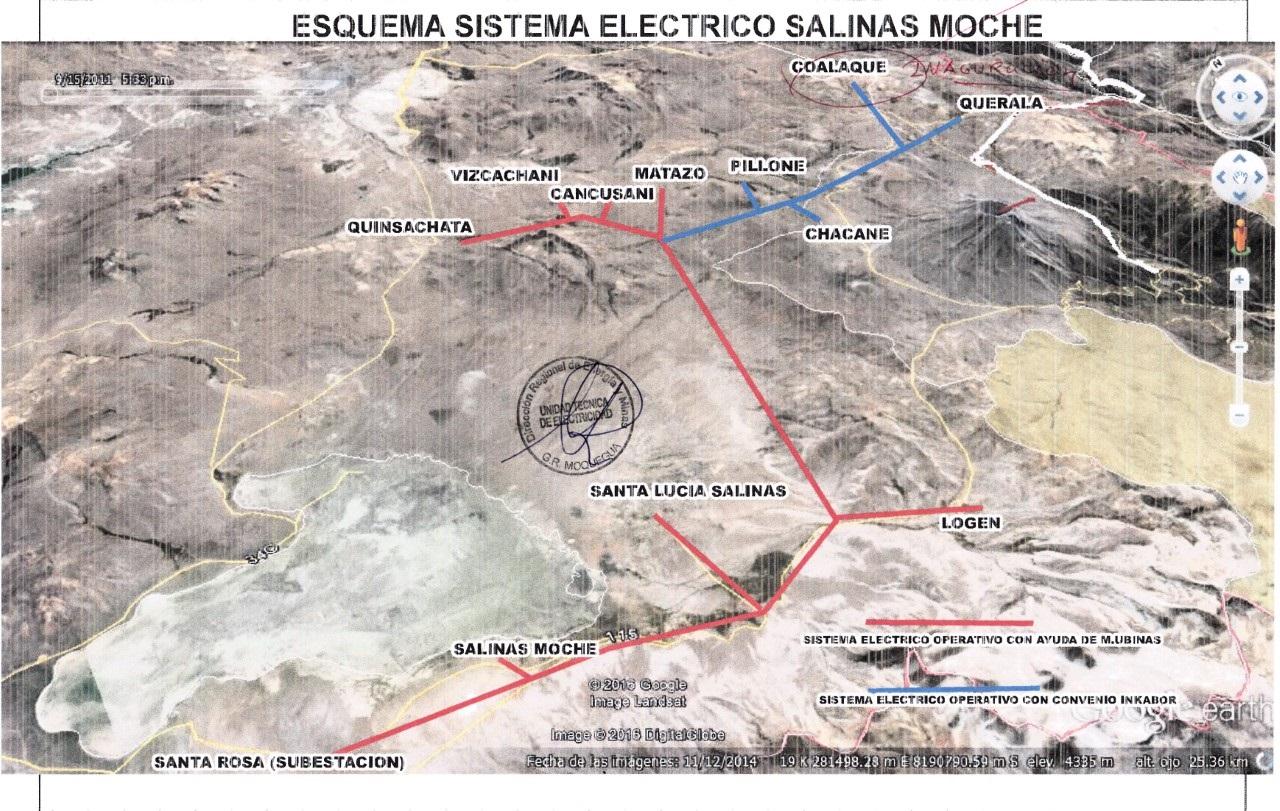 Inauguran electrificación en 11 pueblos sanchecerrinos.