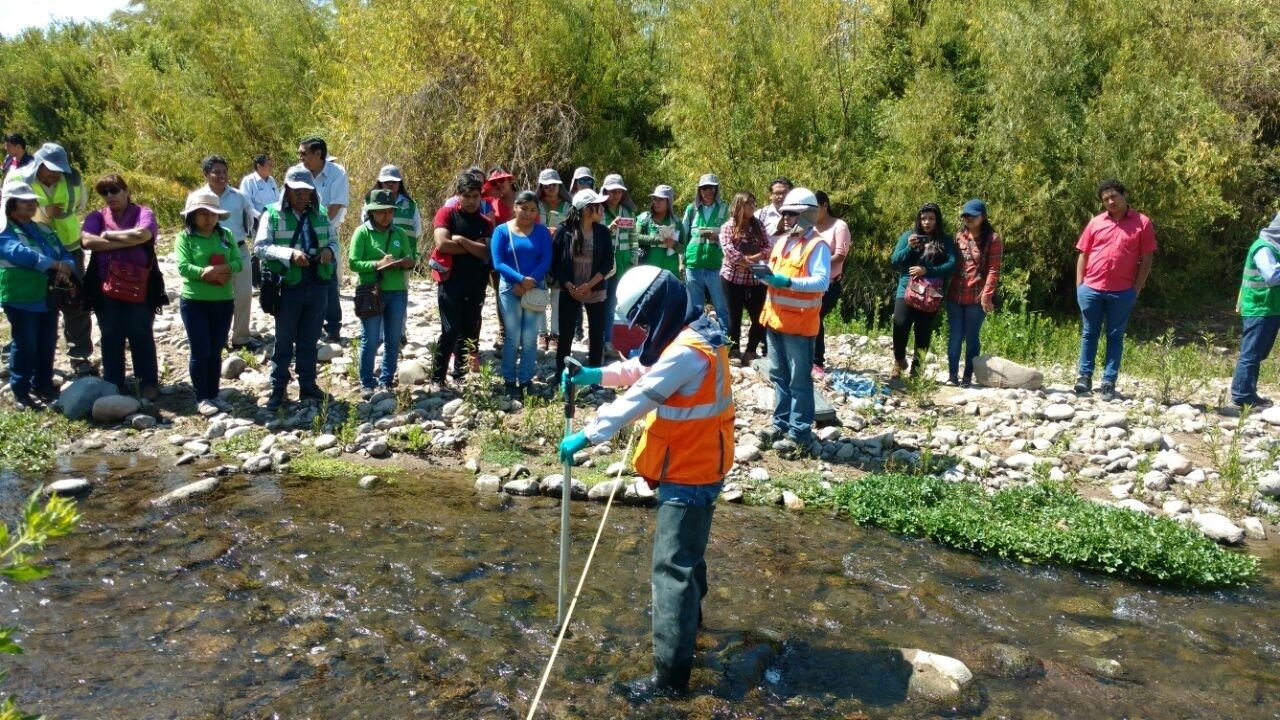 Culmino cuarta campaña moniteo ambiental a Proyecto Quellaveco