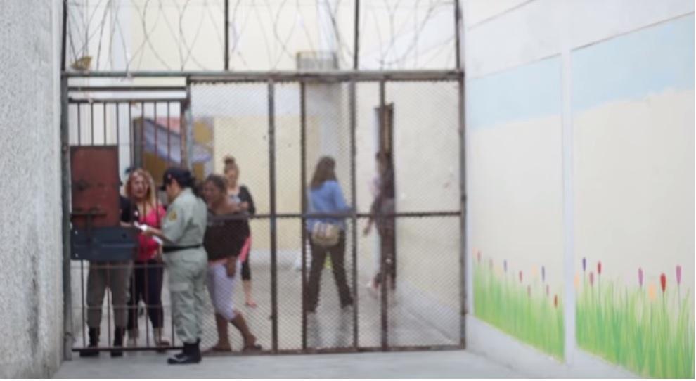 Los maltratos a las mujeres peruanas en la cárcel.