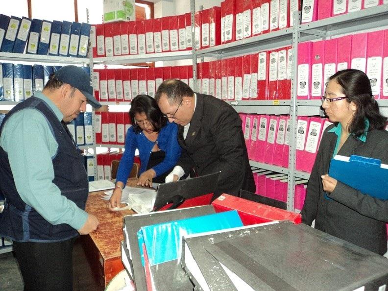 Fiscalía interviene en Municipio sameguano.