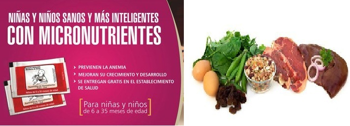 Salud Moquegua distribuye nutrientes GRATIS.