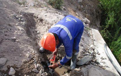 EPS Moquegua instaló tubería HDPE en sector el Altillo – Montalvo