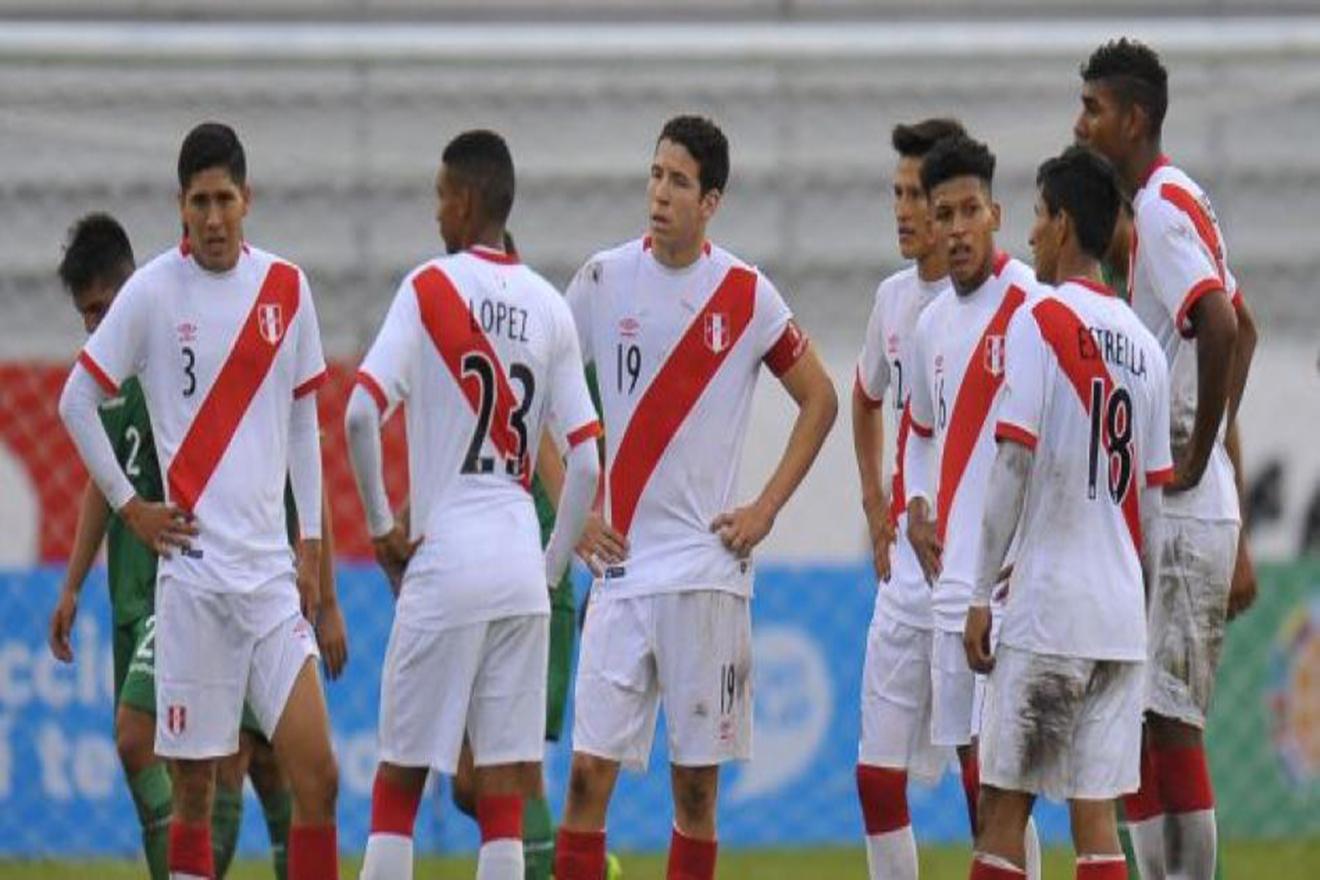 SELECCIÓN PERUANA SUB 20: Perú se enfrenta a Venezuela por la clasificación