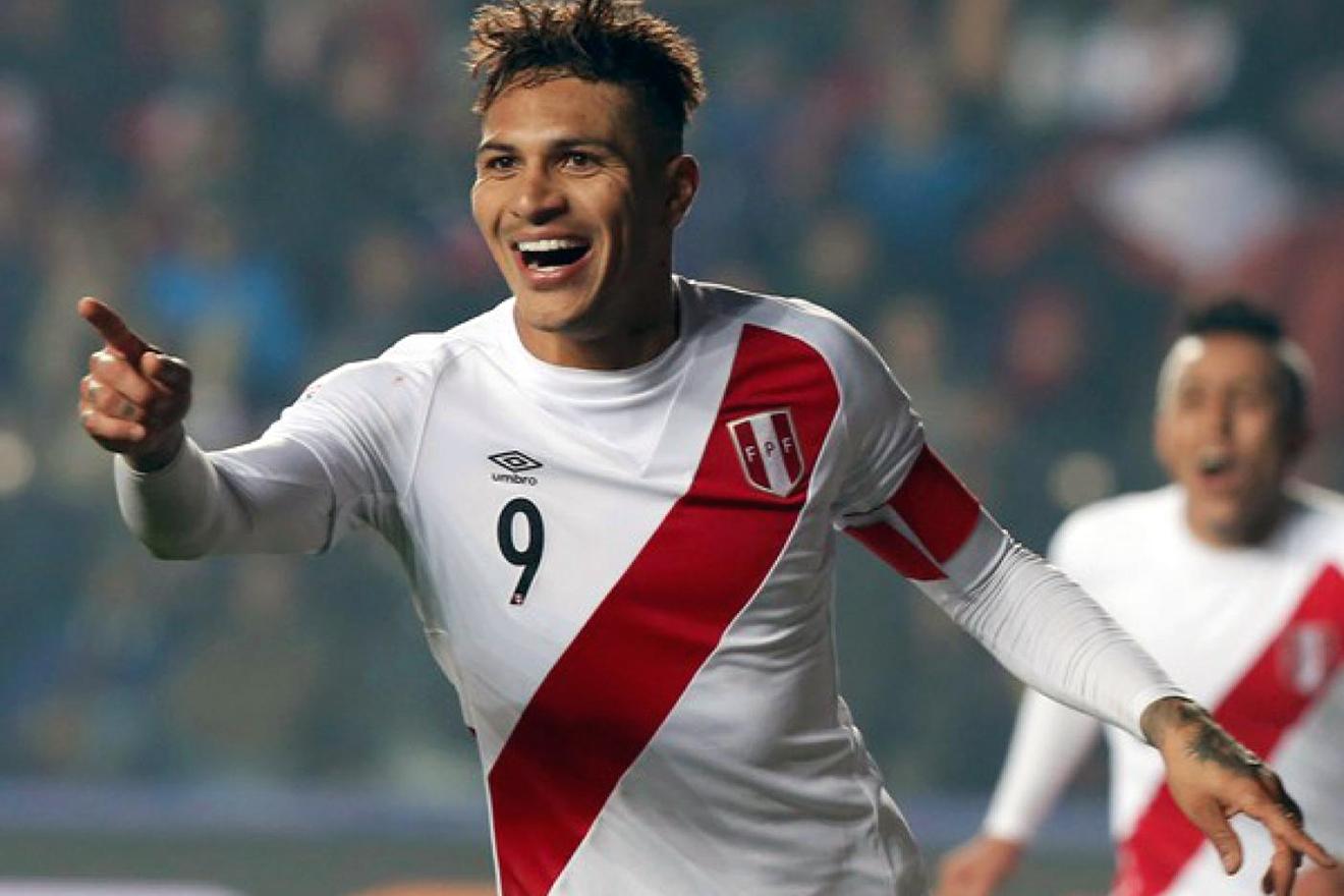 Selección Peruana venció a Paraguay por 1 a 0 con gol de Paolo Guerrero en partido amistoso jugado en Trujillo. (VIDEO)