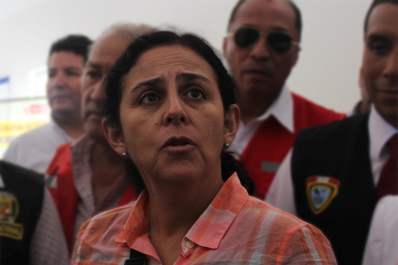 """Ministra de Salud, Patricia García: """"No Basta con una Estructura Física para que esto funcione"""". (AUDIO)"""