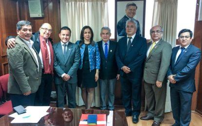 Congresista César Villanueva, nuevo vocero de APP