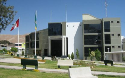 Sentencian a exfuncionaria de municipalidad de Samegua