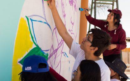 Por el día mundial del agua EPS MOQUEGUA realiza concurso de murales