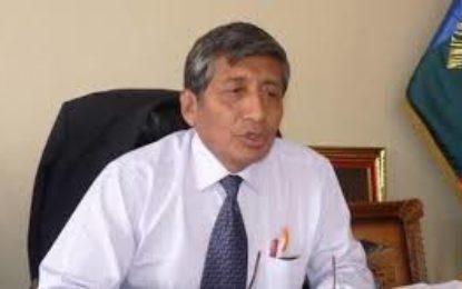 Alcalde: sentenciado y hace pésima gestión, pero quiere ser candidato a la región Moquegua.