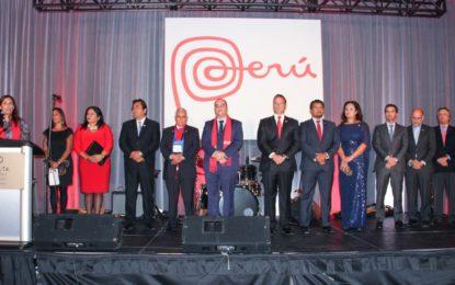 Perú tuvo exitosa participación en convención minera PDAC 2018 realizada en Canadá