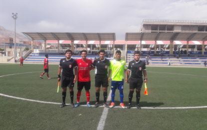 En electrizante encuentro Huracán le ganó al Tecno, por la 3ra fecha del futbol moqueguano.