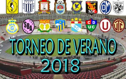 Continúa el Torneo de Verano: mira la programación completa de la fecha 12