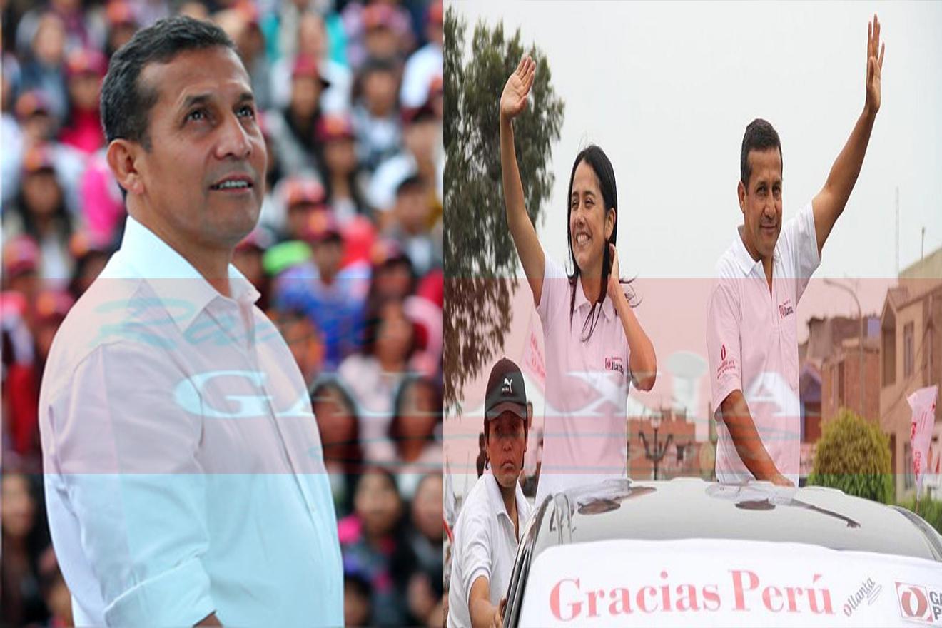 Ollanta Humala y Nadine Heredia recuperan libertad