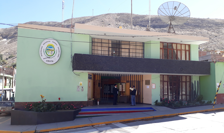 Municipalidad General Sánchez Cerro