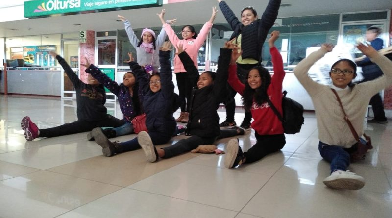Gimnastas de Moquegua compiten en Campeonato Macro Regional
