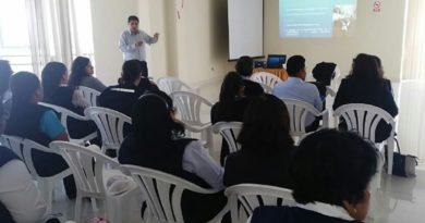 GERESA Moquegua desarrolla taller de Gestión territorial, gobernabilidad y gobernanza.