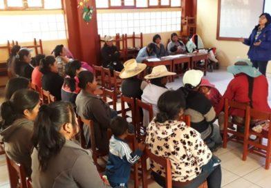 Defensoría del Pueblo informa: IE de Puquina por 3 días interrumpe entrega de alimentos.