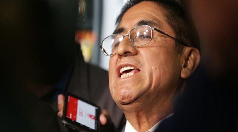 Cesar Hinostroza habría pedido asilo político en España pero no se la aceptaron