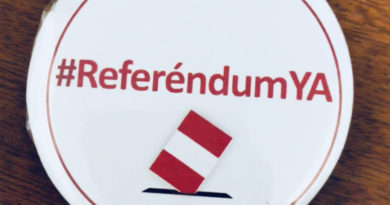 Referéndum en Moquegua.