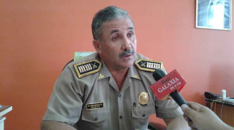 Policía anuncia mayor seguridad por aniversario de Moquegua.