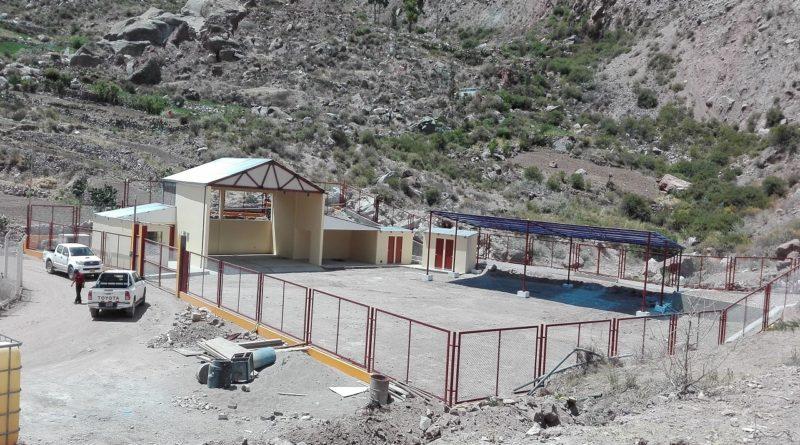 Contraloría emite alerta por obra de la Municipalidad Provincial de General Sánchez Cerro.