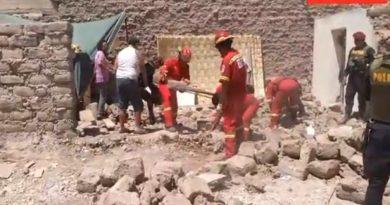 Accidente en el Cercado de Moquegua deja un muerto y enluta el sector Educación.