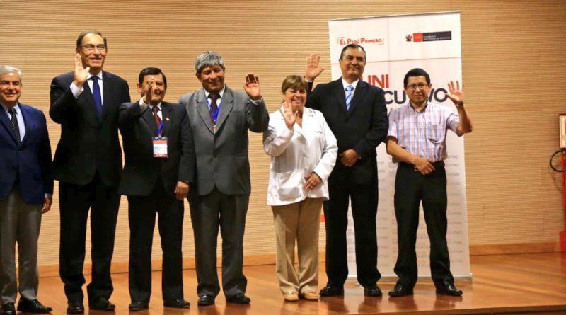 Muni ejecutivo: MTC mejorará más de 553 kilómetros de vías departamentales de Moquegua con programa Pro región