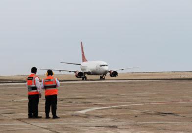 Se inician los vuelos masivos a Ilo