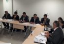 """Alcalde Abraham Cárdenas logra inversión de s/. 38 millones en proyectos en""""Muni ejecutivo"""" en Lima."""