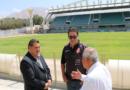 Alcalde Provincial de Mcal. Nieto, Presidente CRD IPD Moquegua y el Presidente de la Liga Departamental de futbol de Moquegua recibieron a la comitiva de la FIFA y de la FPF sobre el Mundial Sub 17 en el Perú