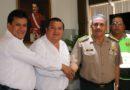 Alcalde trabajará con la policía para fortalecer la seguridad enMoquegua.