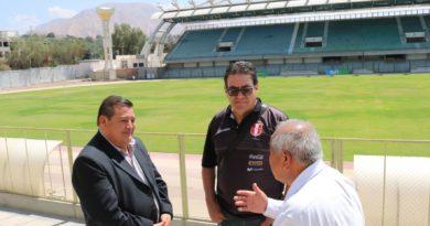 Municipio en convenio con el IPD remodelara zonas deentrenamiento para la copa mundial de fútbol sub 17