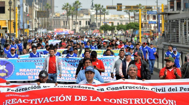 Municipalidades deben invertir en obras de construcción civil