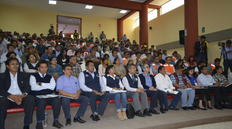 Equipo especializado del Ministerio de Salud para atender a menores afectados con arsénico y cadmio en Yacango- Torata.