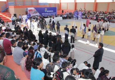 Moquegua continúa liderando a nivel nacional en equipamiento tecnológico educativo.