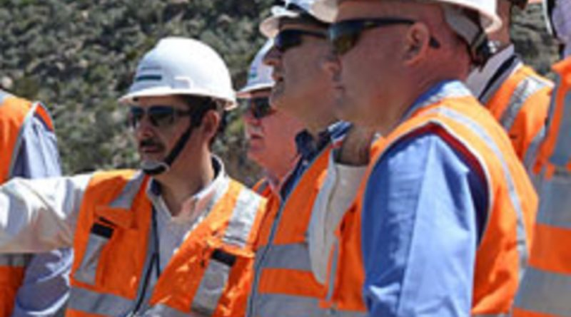 Según nota de prensa de Anglo Americam Quellaveco: implementa acciones para brindar mayores oportunidades laborales a moqueguanos