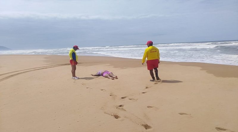 Así informaron las autoridades de Tacna sobre el rescate del cuerpo del mar de Lidia Mamani